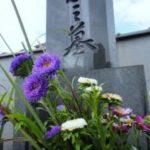 墓の上に建つ家での怪奇現象