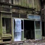 地元の廃墟 ロアニの家